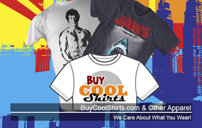 Funny and Cool T-shirts from Buy Cool T-shirts . com