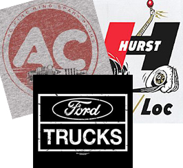 Cool Car and Truck Shirts
