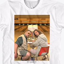 Bowling Alley Big Lebowski T-Shirt