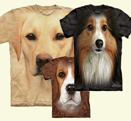 Some Great T-shirts With Your Favorite Dog Breed